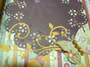 back inside cover closeup