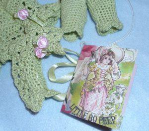 litttle bo peep green booklet 2