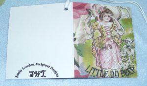 litttle bo peep green booklet 4a