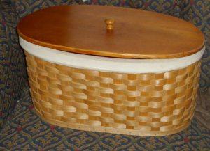 my yarn project basket 9 7 2013