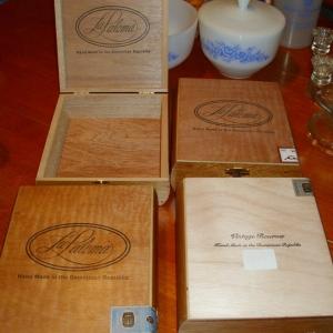 wood cigar boxes 9 7 2013