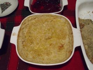 corn casserole...