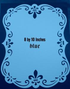 fleur de le blue