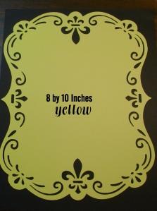 fleur de le yellow